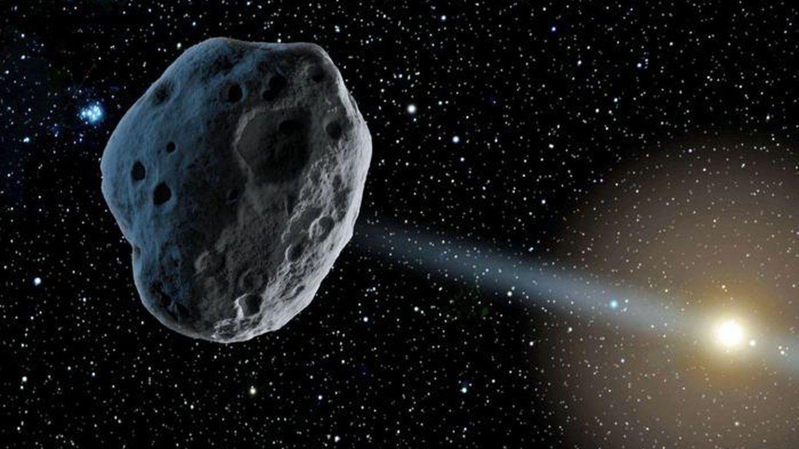 Астрономы обнаружили астероид с самым коротким годом