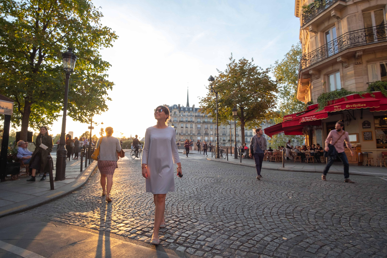 Прогулка по Парижу: как приобщиться к роскоши и не разориться.Вокруг Света. Украина