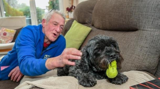 Собака вывела хозяина из комы и стала «врачом».Вокруг Света. Украина