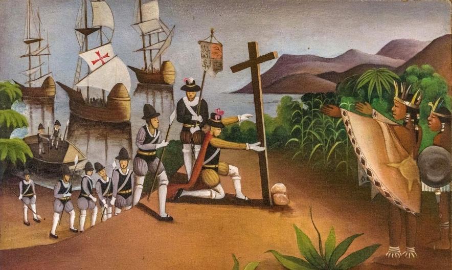 Колонизация Америки привела к гибели 10% населения Земли и глобальному похолоданию