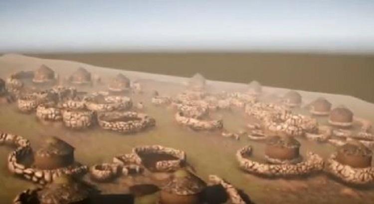 В Африке обнаружили затерянный город