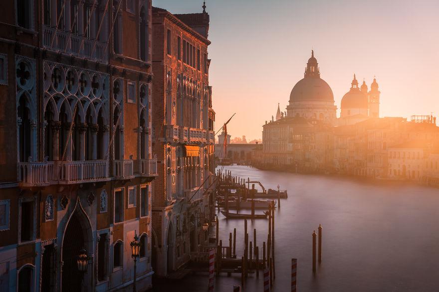 Четыре причины для путешествия в Венецию зимой
