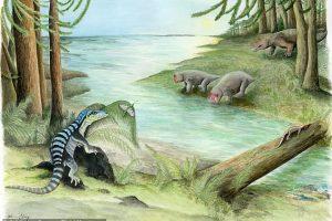 В Антарктиде нашли общего предка крокодилов и динозавров