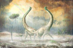 Палеонтологи обнаружили в Африке первых титанозавров
