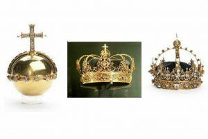 В Швеции на свалке нашли украденные королевские регалии