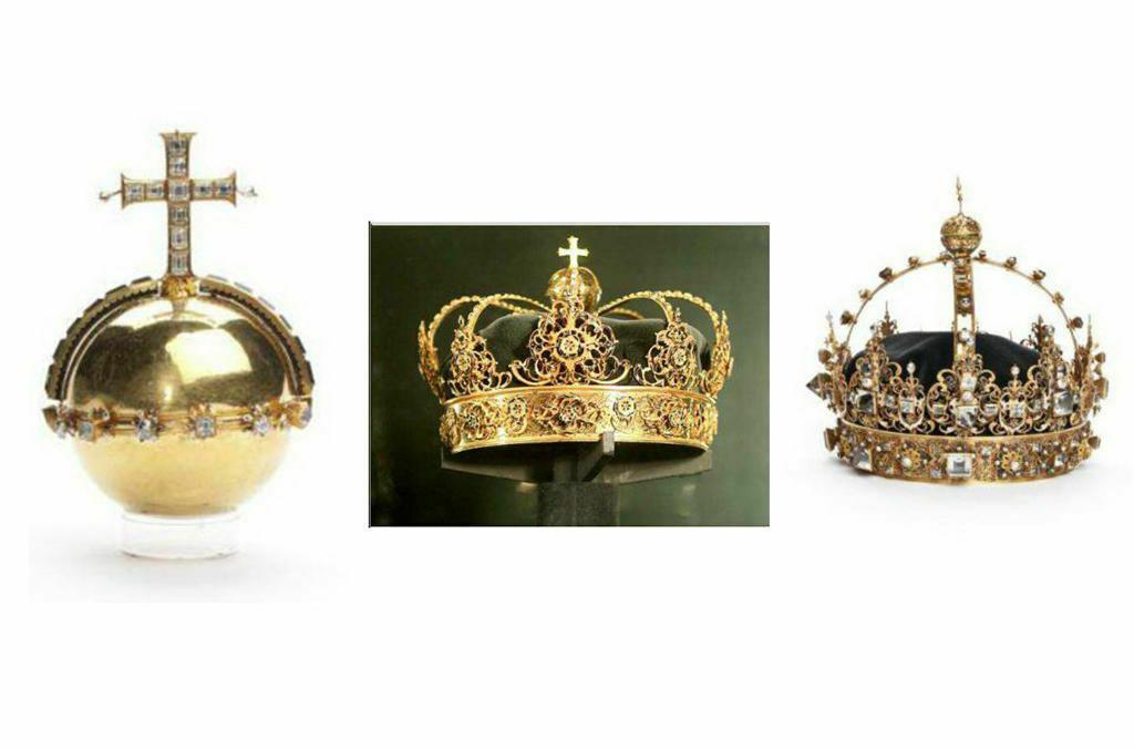 В Швеции на свалке нашли украденные королевские регалии.Вокруг Света. Украина