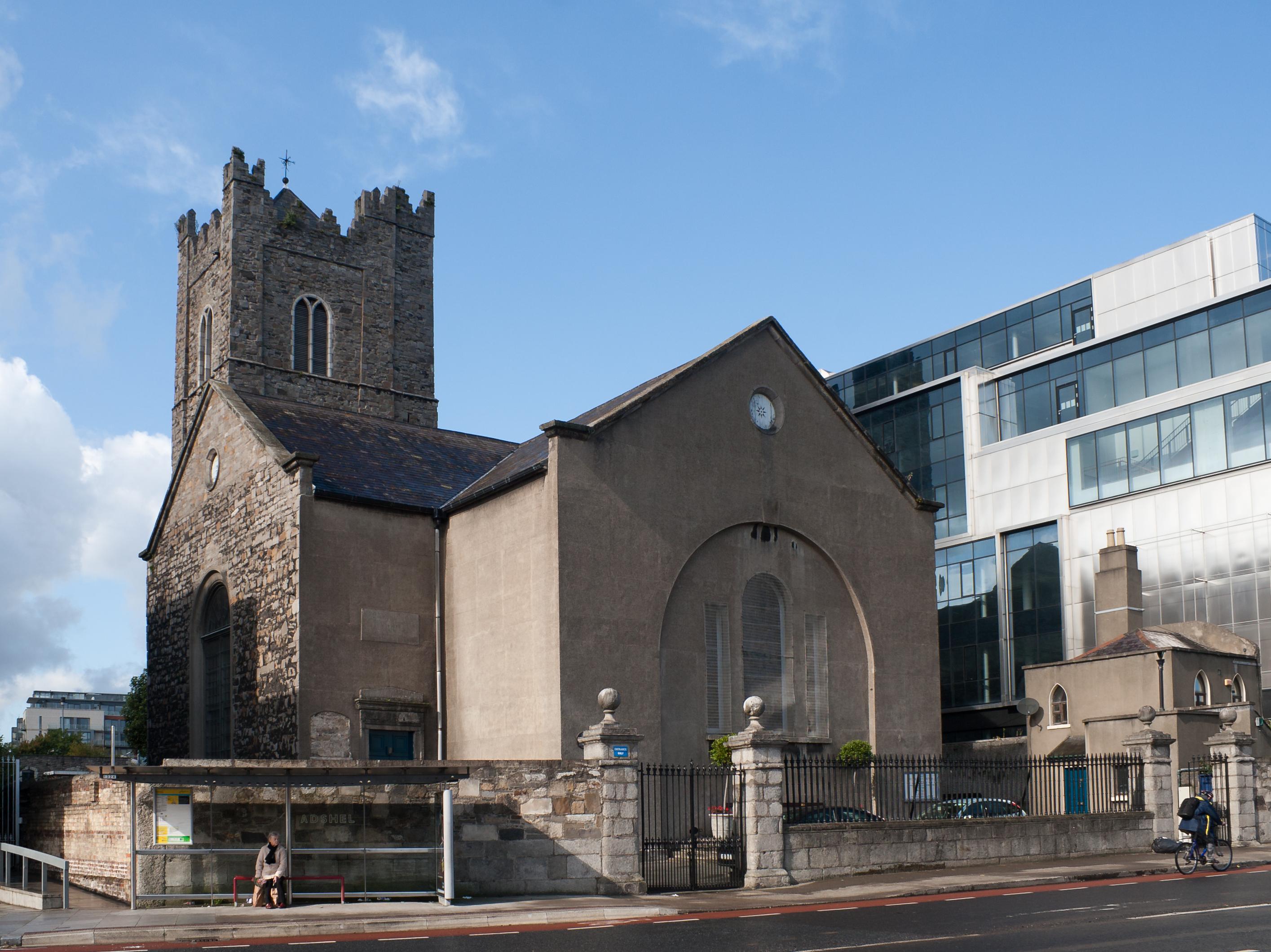 В Дублине из церкви похитили голову 800-летней мумии