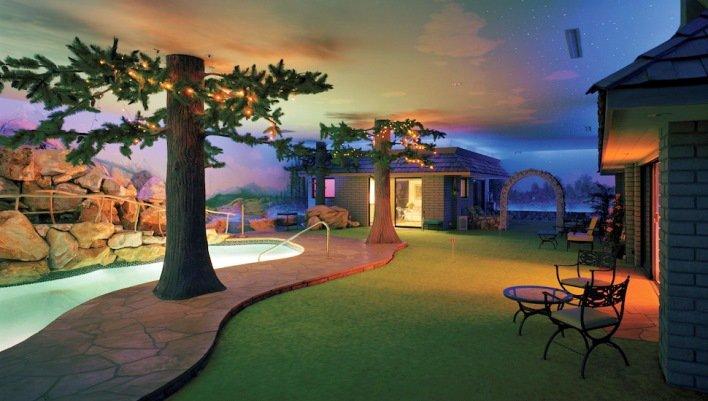 В Лас-Вегасе продается самый роскошный частный бункер в Америке