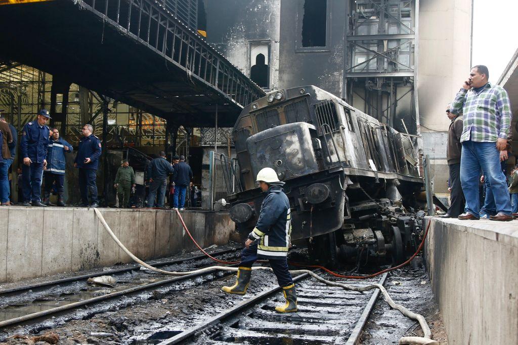 В Египте из-за драки машинистов взорвался поезд: 25 погибших.Вокруг Света. Украина