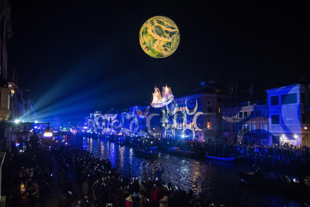 Венецианский карнавал-2019: как прошло открытие (фото)