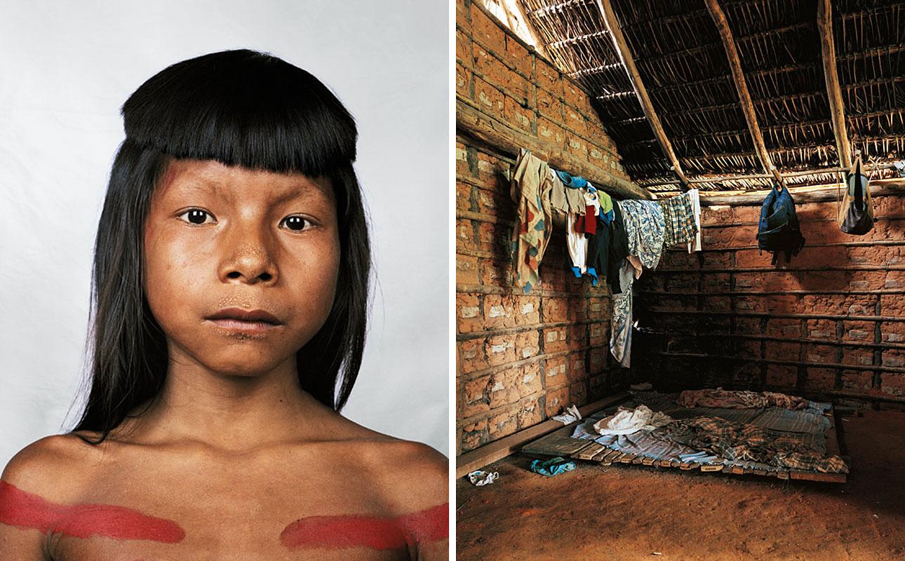 Где спят дети: фотопроект о бытовых условиях в разных странах мира