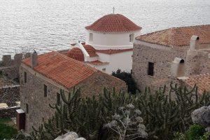 Большое греческое путешествие: Монемвасия и Нафплио