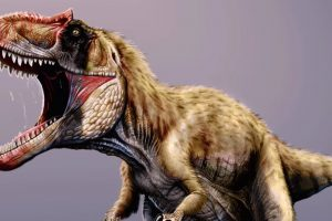 Палеонтологи описали карликовых предков тираннозавров