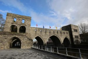 В Бельгии снесут средневековый мост для улучшения судоходства