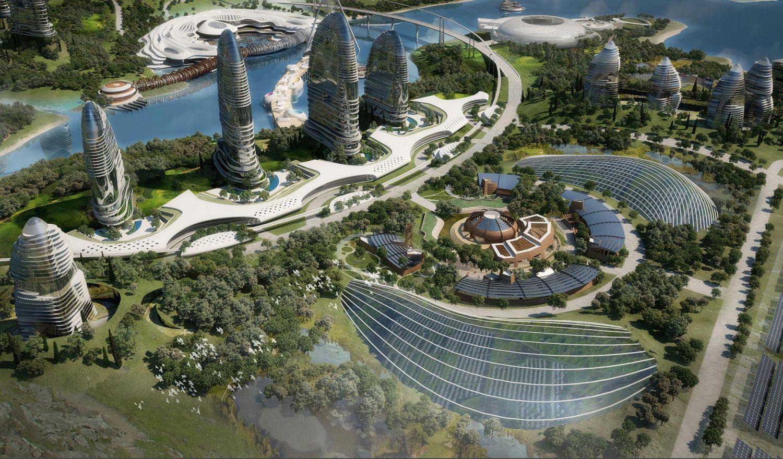 В Испании строят первый в Европе «умный» город