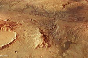 На Марсе обнаружили следы древних рек