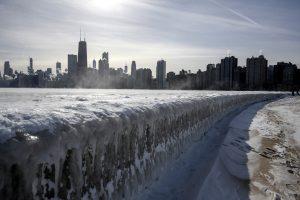 В Чикаго произошло