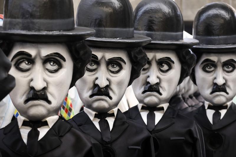 Гигантский Трамп и Харви Ванштейн: Ницца готовится к карнавалу.Вокруг Света. Украина