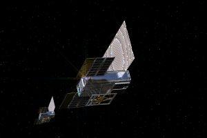 NASA потеряло спутники ВАЛЛ-И и Еву где-то в районе Марса