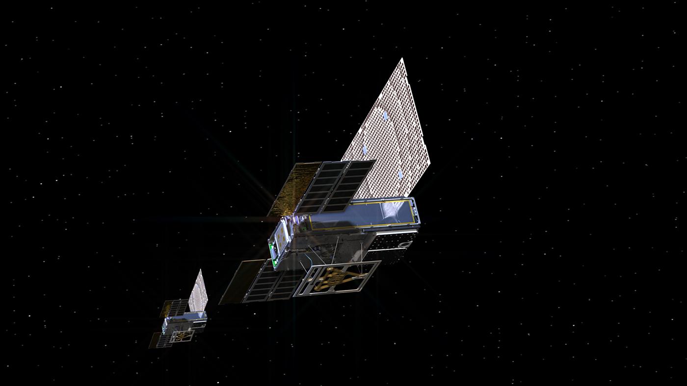 NASA потеряло спутники ВАЛЛ-И и Еву где-то в районе Марса.Вокруг Света. Украина