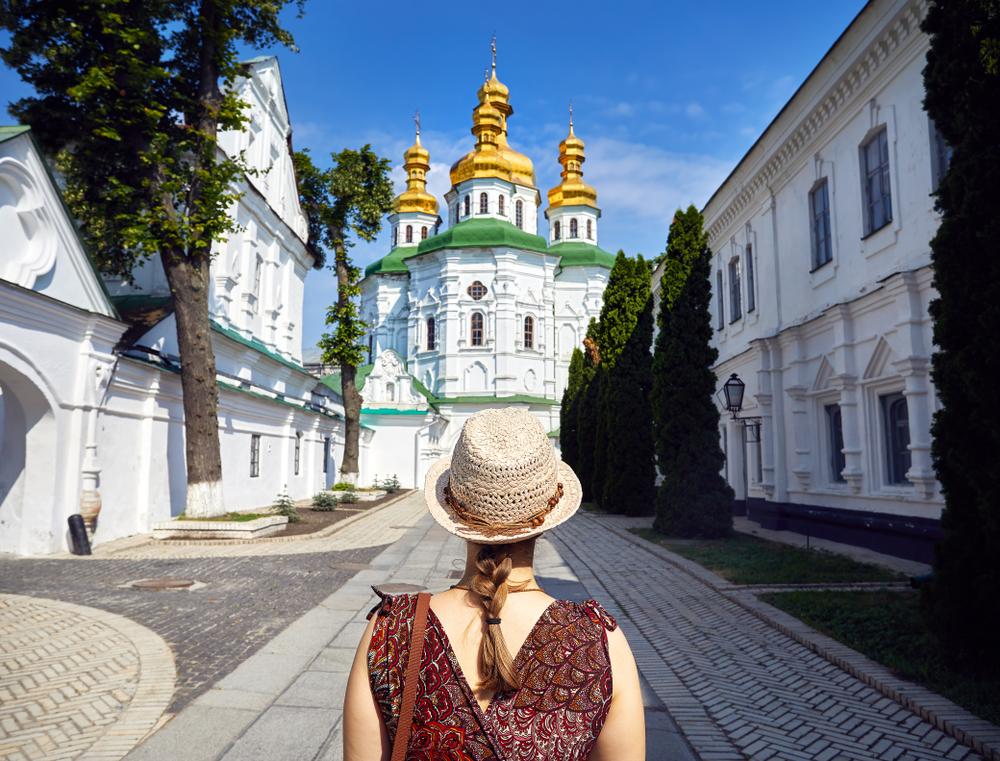 Киев возглавил ТОП самых дешевых для туристов городов