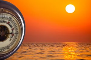 Последние четыре года стали самыми жаркими в истории