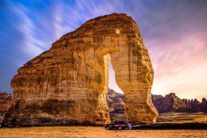 Саудовская Аравия открывает первое туристическое направление