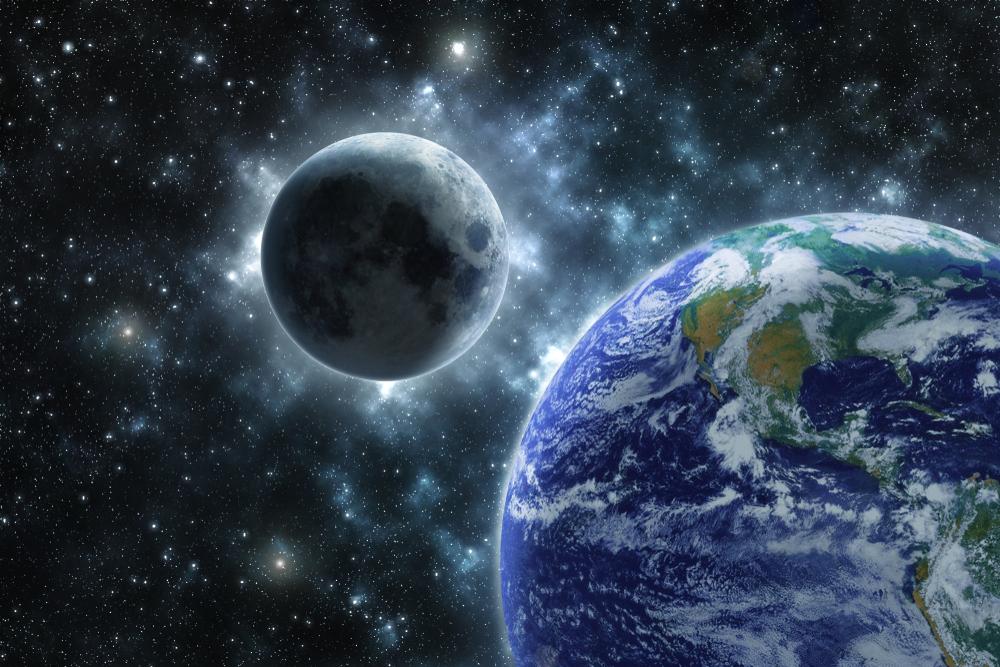 Земная атмосфера тянется дальше Луны — ученые