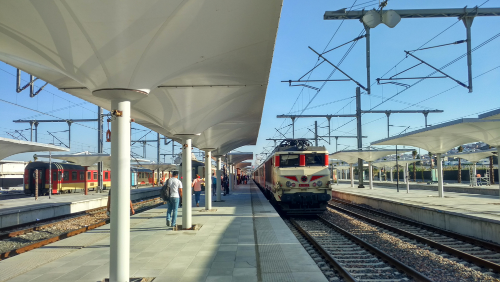 Между Испанией и Марокко построят железную дорогу