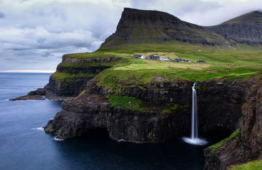 Фарерские острова закроют на субботник
