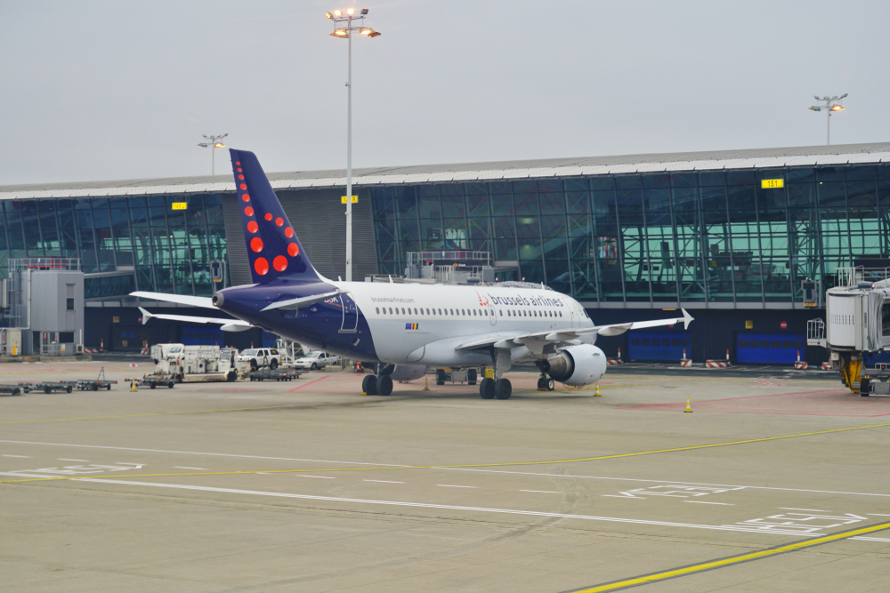 В Бельгии отменили все авиарейсы из-за забастовки профсоюзов.Вокруг Света. Украина