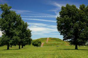 Первый индейский город Америки погиб из-за изменений климата: антропологи