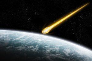 В Венесуэле упал метеорит (видео)