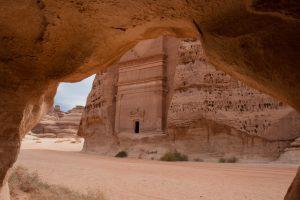 Саудовская Аравия хочет привлечь туристов в город джиннов