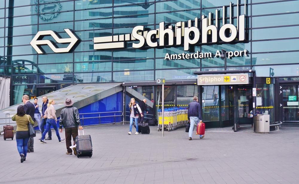 В Амстердаме тестируют «сканер» лиц для посадки в самолеты.Вокруг Света. Украина