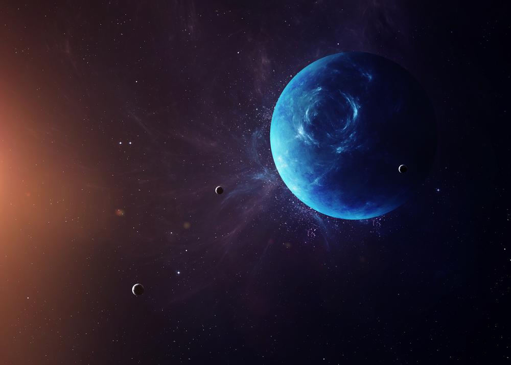 Астрономы обнаружили новую луну Нептуна