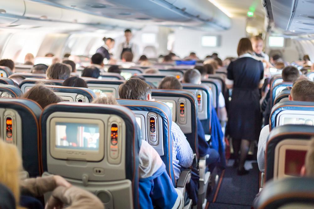 Где расположены худшие места в самолете.Вокруг Света. Украина