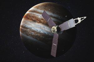 Астрономы объявили конкурс на имена для новых спутников Юпитера