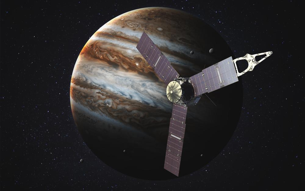 Астрономы объявили конкурс на имена для новых спутников Юпитера.Вокруг Света. Украина