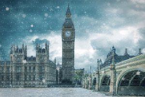 Британская зима поставила рекорд: + 20°C
