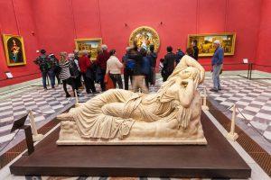 В начале марта итальянские музеи статут бесплатными