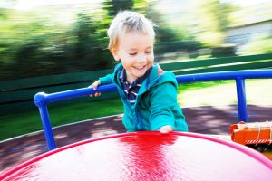 В Италии откроется первая детская площадка