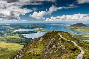 В Ирландии продается необитаемый остров