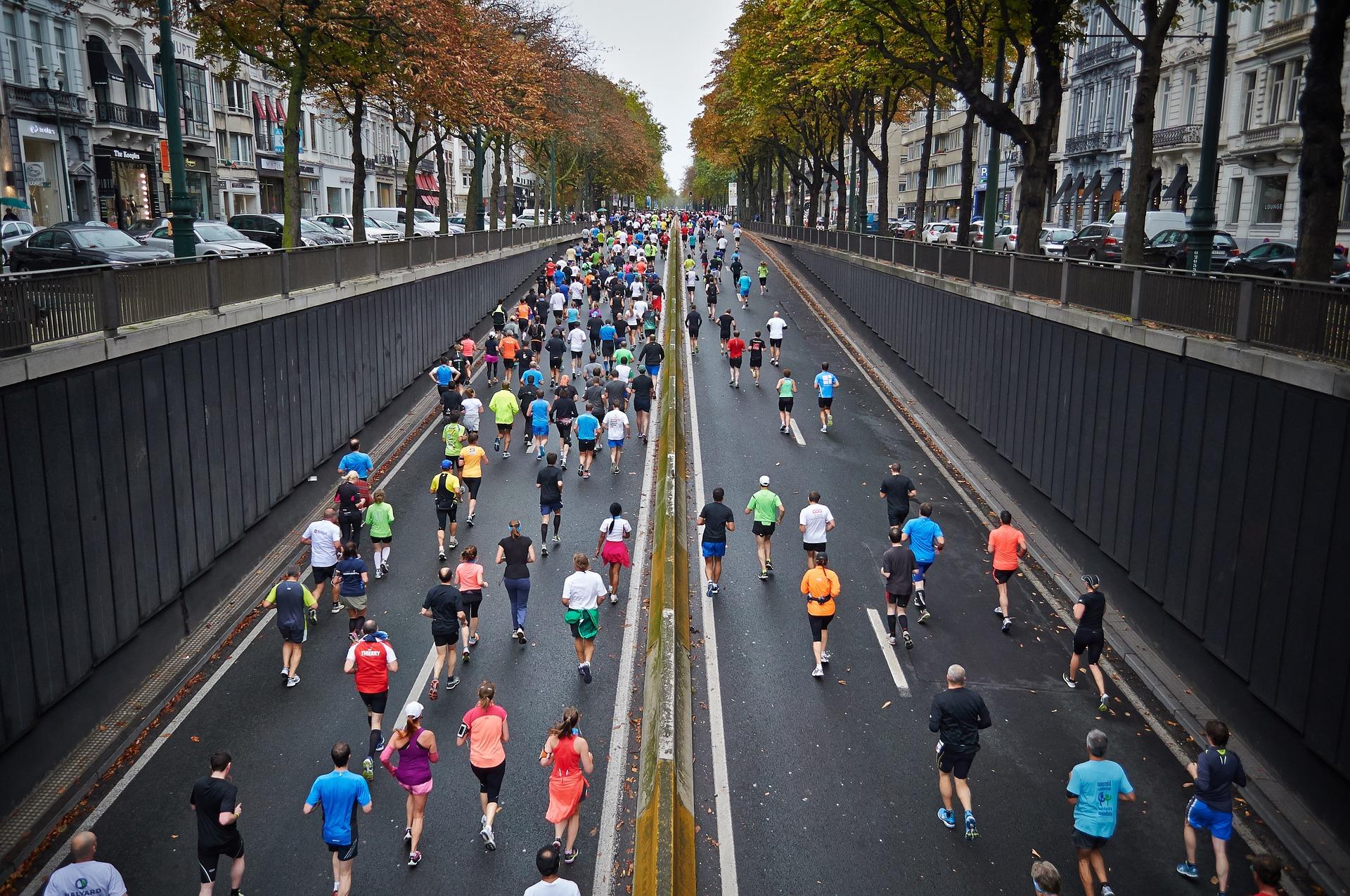 Пробежать марафон на Олимпийских играх в Париже сможет любой желающий