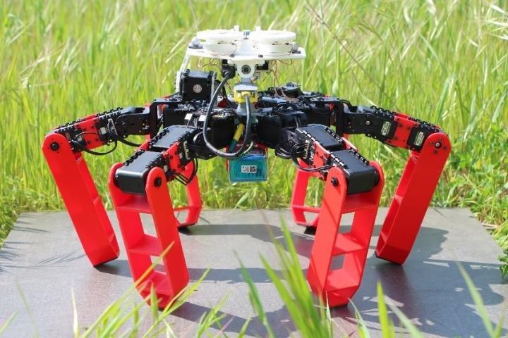 Французские инженеры научили робота ориентироваться по Солнцу