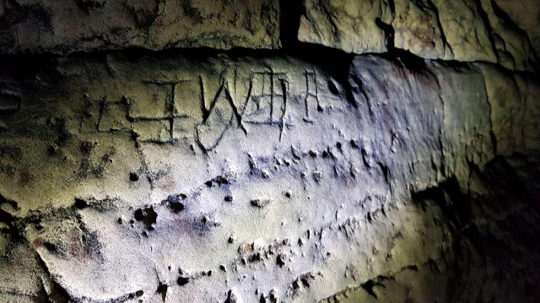 В пещерах Великобритании нашли старинные врата в ад