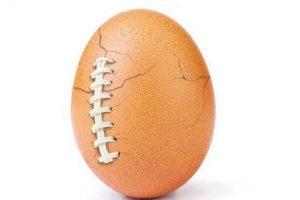 Тайна яйца — рекордсмена Instagram раскрыта