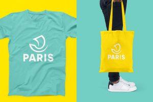 У Парижа появился новый логотип