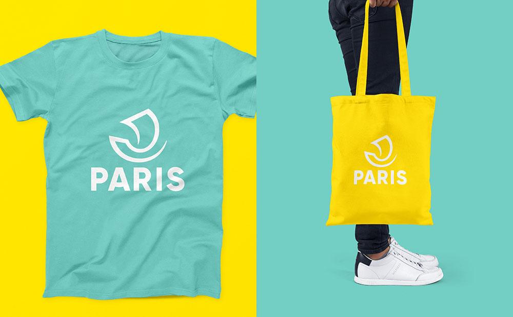 У Парижа появился новый логотип.Вокруг Света. Украина