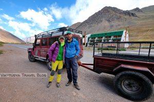 Автостопом по Аргентине: гора Аконкагуа, золотые рудники и солончак Салинас-Грандес